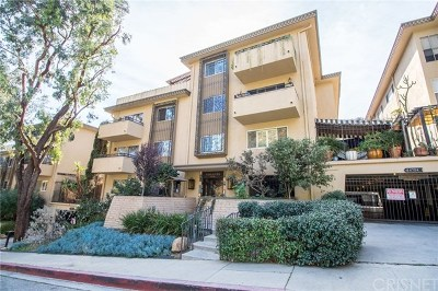 Hollywood Hills Condo/Townhouse For Sale: 6732 Hillpark Drive #308