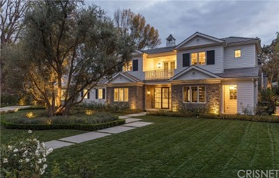 Hidden Hills Single Family Home For Sale: 24716 Long Valley Road