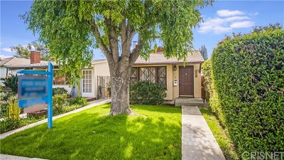 Burbank Single Family Home For Sale: 3510 W Chandler Boulevard