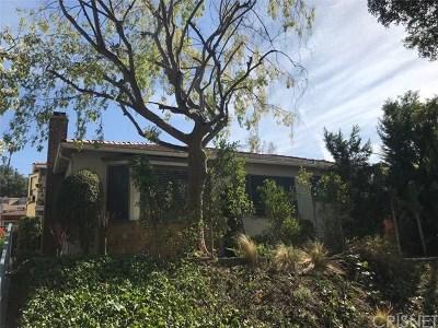 Glendale Multi Family Home For Sale: 806 N Verdugo Road