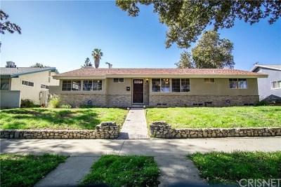 Winnetka Single Family Home For Sale: 7727 Gazette Avenue