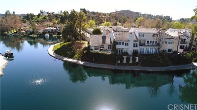 Calabasas Single Family Home For Sale: 4602 Park Mirasol