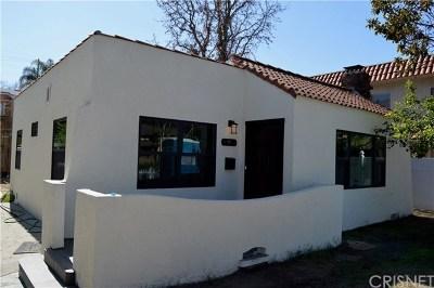 Toluca Lake Multi Family Home For Sale: 10912 Landale Street