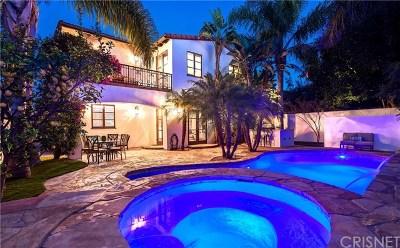 Studio City Single Family Home For Sale: 4077 Kraft Avenue