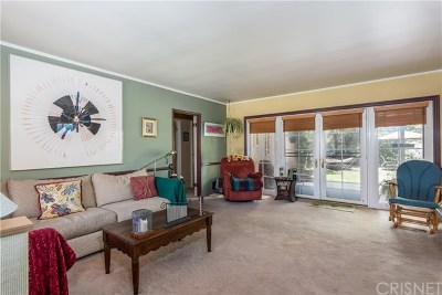 Studio City Single Family Home For Sale: 12715 Sarah Street