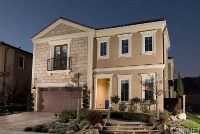 Porter Ranch Single Family Home For Sale: 20801 Sienna Lane