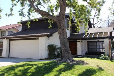 Winnetka Single Family Home For Sale: 19716 Blythe Street