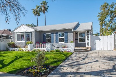 Lake Balboa Single Family Home Active Under Contract: 6641 Forbes Avenue