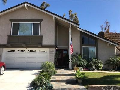Mission Viejo Single Family Home For Sale: 26492 Via Marina