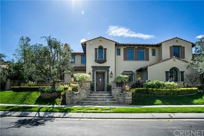 Brentwood, Calabasas, West Hills, Woodland Hills Single Family Home For Sale: 25330 Prado De Ambar