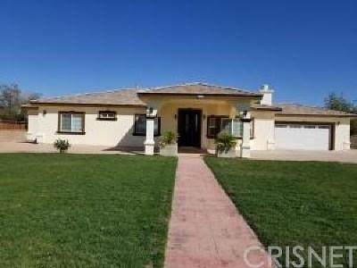 Littlerock Single Family Home For Sale: 37820 110th Street E