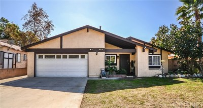 Panorama City Single Family Home For Sale: 14214 Sunburst Street