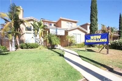Lake Balboa Single Family Home For Sale: 17221 Sherman Way