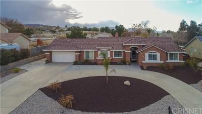 Palmdale Single Family Home For Sale: 35867 53rd Street E