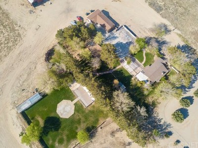 Lancaster Single Family Home For Sale: 6614 E Avenue K