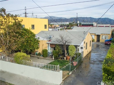 North Hollywood Multi Family Home For Sale: 6900 Simpson Avenue