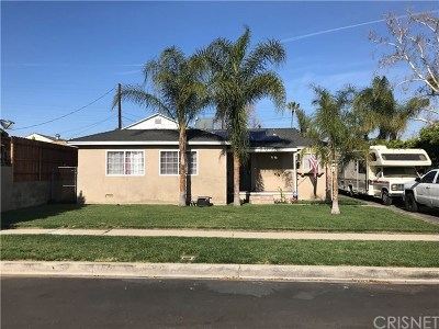 Arleta Single Family Home For Sale: 9270 Nagle Avenue