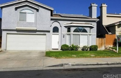 Acton, Canyon Country, Castaic, Newhall, Saugus, Stevenson Ranch, Valencia, Agua Dulce, Santa Clarita Single Family Home For Sale: 31368 Nichols Lane