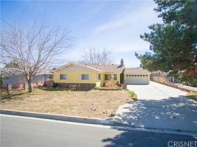 Quartz Hill Single Family Home Active Under Contract: 4318 W Avenue L4