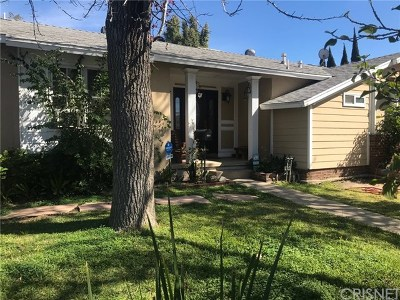 Panorama City Single Family Home For Sale: 8058 Willis Avenue