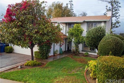 Chatsworth Single Family Home For Sale: 10270 Brooke Avenue