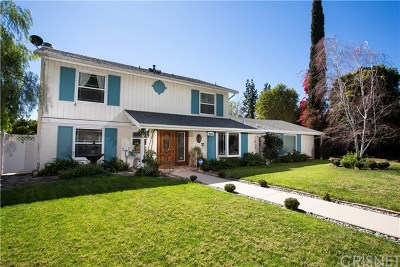 Porter Ranch Single Family Home For Sale: 18310 Rinaldi Place