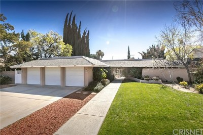 Chatsworth Single Family Home For Sale: 19748 Septo Street
