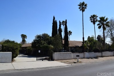 Sylmar Single Family Home For Sale: 16080 Yarnell Street