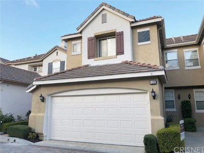 Rancho Santa Margarita Condo/Townhouse Active Under Contract: 133 Seacountry Lane