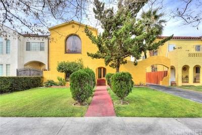 Glendale Multi Family Home For Sale: 1021 Tyler Street