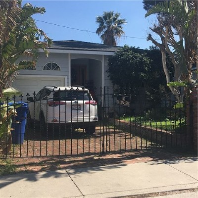 Sunland Single Family Home For Sale: 10834 Parr Avenue