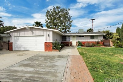 Simi Valley Single Family Home For Sale: 1481 1st Street