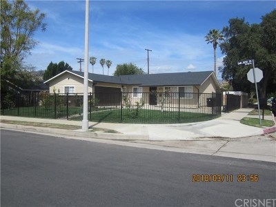 Chatsworth Single Family Home For Sale: 10501 Hillview Avenue