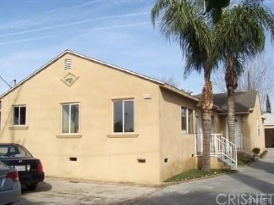 Pacoima Single Family Home For Sale: 11638 Glenoaks Boulevard