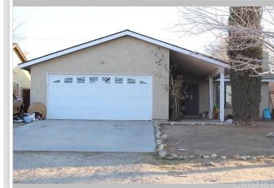 Littlerock Single Family Home For Sale: 7320 E Avenue U2