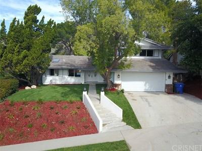 Porter Ranch Single Family Home For Sale: 19007 Kilfinan Street