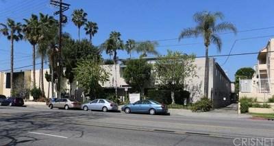 Valley Glen Multi Family Home Active Under Contract: 13807 Oxnard Street