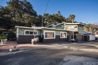 Tujunga Single Family Home For Sale: 9933 Redmont Avenue