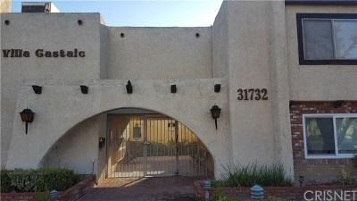Castaic Condo/Townhouse For Sale: 31732 Ridge Route Road #203