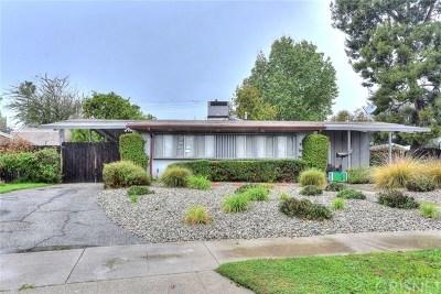 Reseda Single Family Home For Sale: 7867 Melvin Avenue