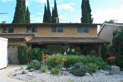 Valley Glen Single Family Home For Sale: 13618 Lemay Street