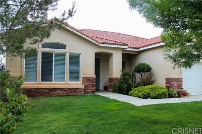 Acton Single Family Home For Sale: 34533 Aspen Street