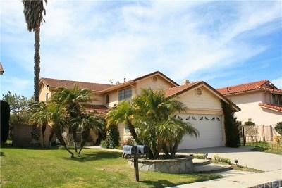 Porter Ranch Single Family Home For Sale: 19734 Shadow Glen Circle