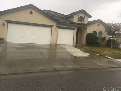Palmdale Single Family Home For Sale: 40732 Knollwood Court