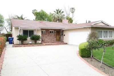 Woodland Hills Single Family Home For Sale: 22335 Kittridge Street