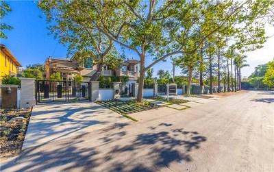 Studio City CA Single Family Home For Sale: $8,595,000