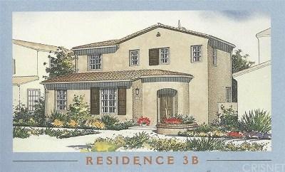 Porter Ranch Condo/Townhouse For Sale: 11468 Ghiberti Way
