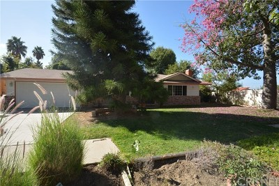 Sylmar Single Family Home For Sale: 10020 Jimenez Street