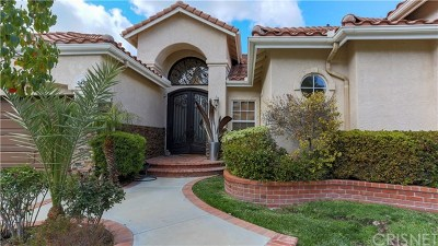 Westlake Village Single Family Home For Sale: 2423 Kirsten Lee Drive
