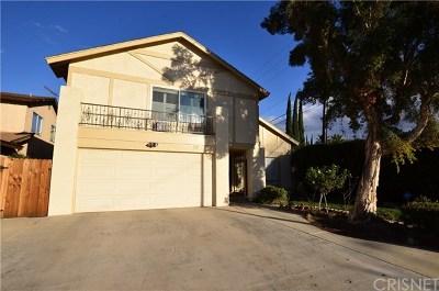 Winnetka Single Family Home For Sale: 7700 Comanche Avenue